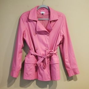 Giacca Belted Jacket